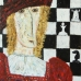 Chess oil painting Bogomolnik