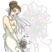 Cartoon Bridal