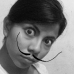Remember Dalis excentric mustache