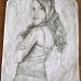 Pencil Sketch by Diana P. from FAWE (Age 15)
