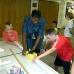 Carola helps students