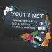 YouthNet Logo and Slogan