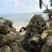 Ne prenez pas les rocher de la mers