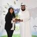 Award by Dubai Municipality to Simran Vedvyas
